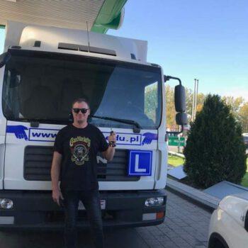 kurs na ciężarówkę Częstochowa