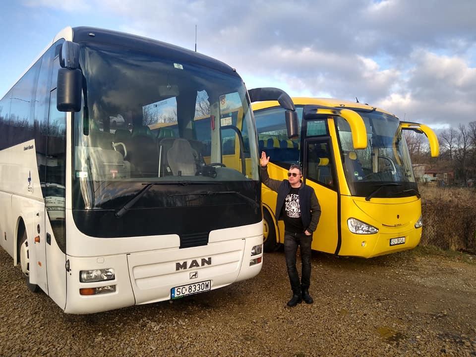 prawo jazdy Częstochowa - nauka jazdy - kategoria D - autobus / autokar